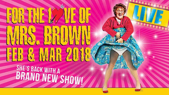 For the Love of Mrs. Brown at Spark Arena (Official)