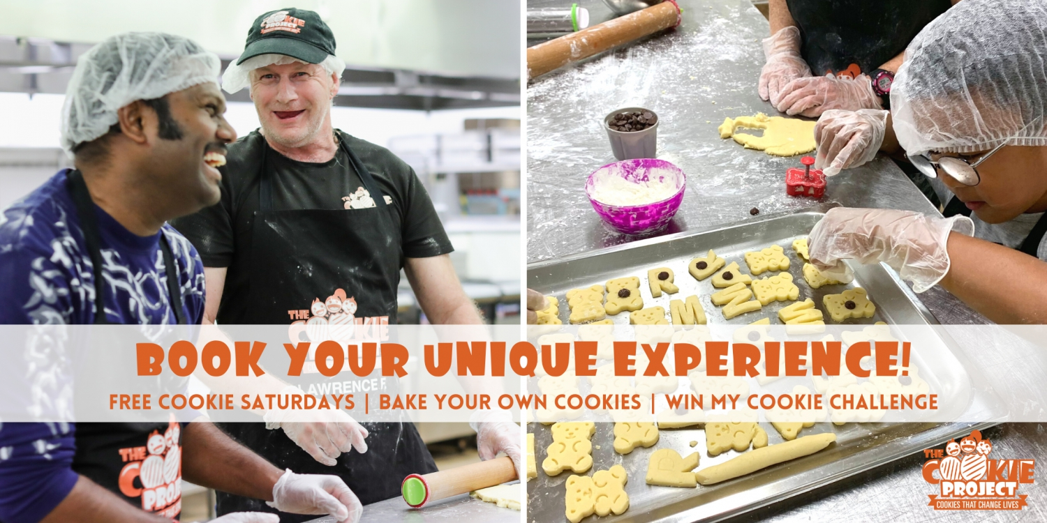 FREE Cookie Saturdays @ Eden Park - The Cookie Project