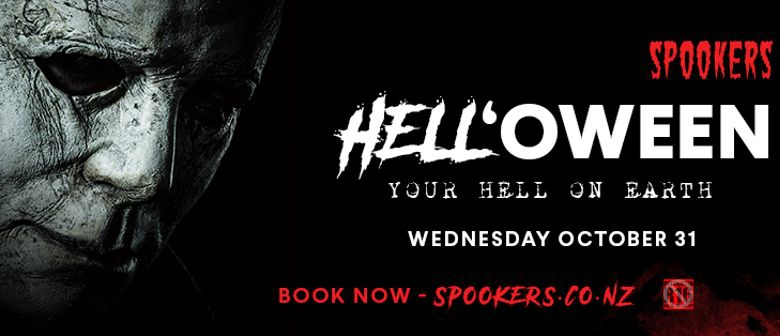 Hell'oween at Spookers R16
