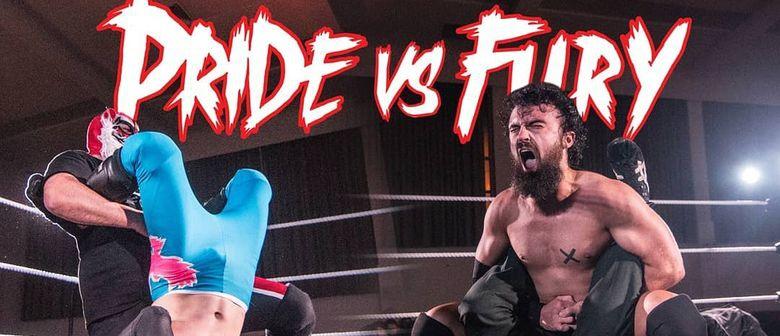 Impact Pro Wrestling: Pride vs Fury
