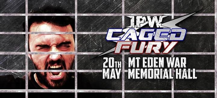 IPW Presents Caged Fury