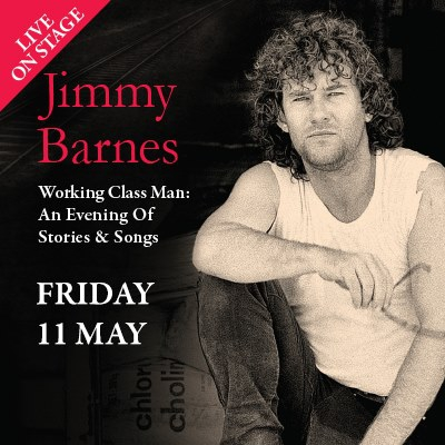 Jimmy Barnes at Spark Arena (Official)