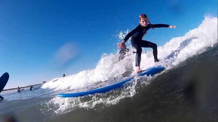 Junior Surfers Club - After School Surfing!