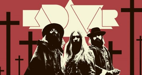 Kadavar 2020 Aus Nz Tour