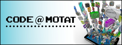 Learn to Code @ MOTAT
