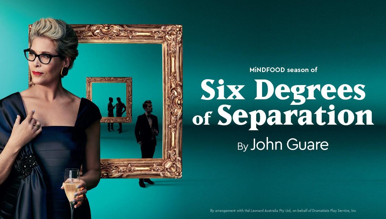 MiNDFOOD season of Six Degrees of Separation