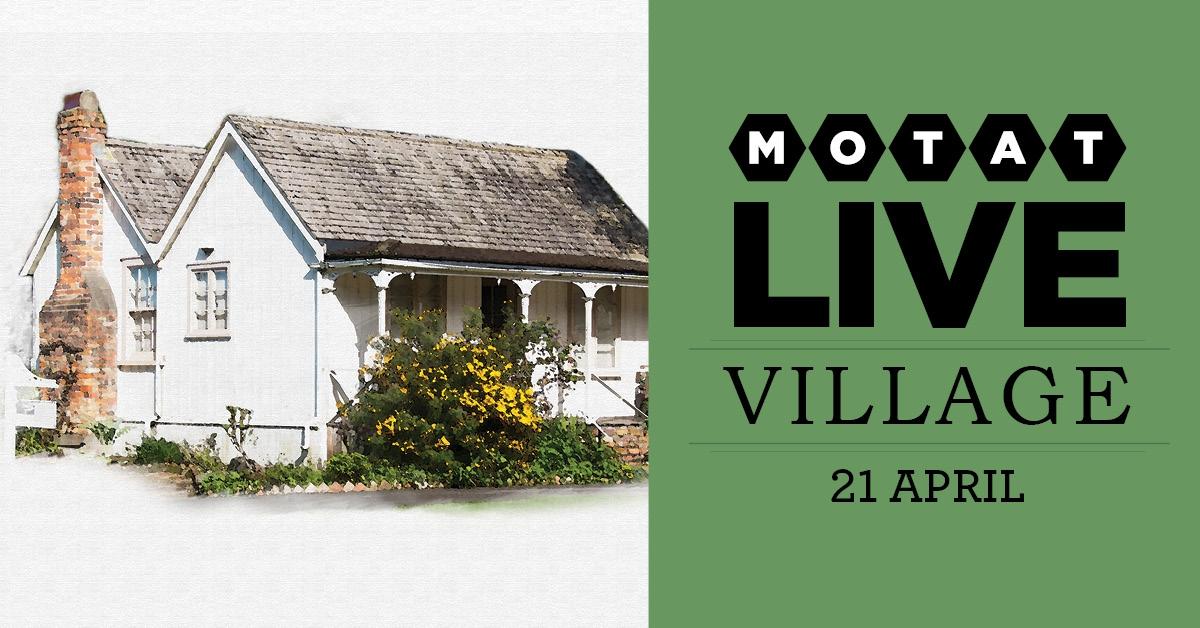 MOTAT Live Day - Village