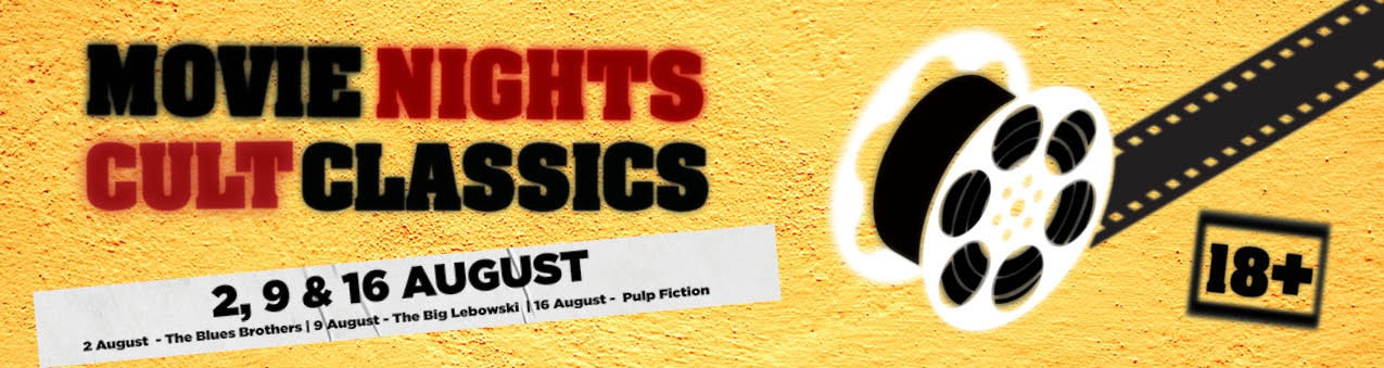 MOTAT Movie Nights Cult Classics: Pulp Fiction