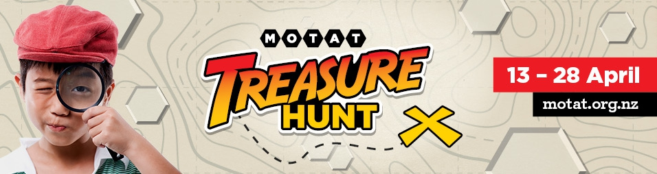 MOTAT Treasure Hunt