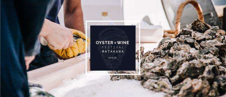 Oyster & Wine Festival Matakana 2018