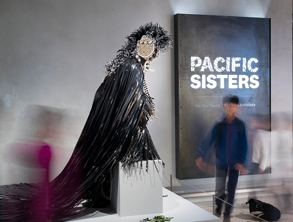 Pacific Sisters: He Toa Tāera | Fashion Activists