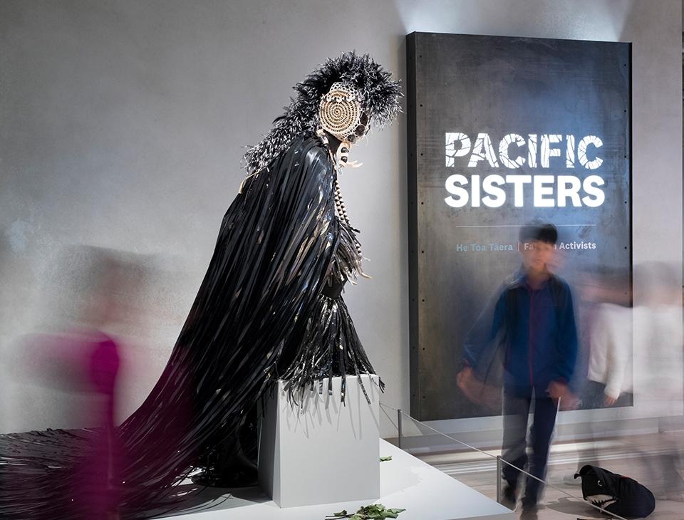 Pacific Sisters: He Toa Tāera | Fashion Activists