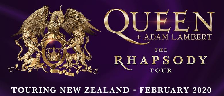 Queen + Adam Lambert at Spark Arena (Official)