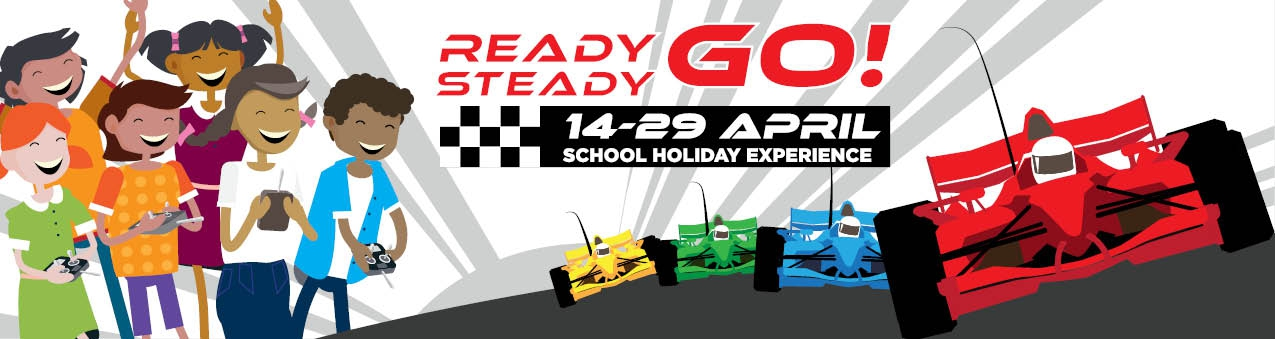 Ready, Steady, Go! Holiday Experience