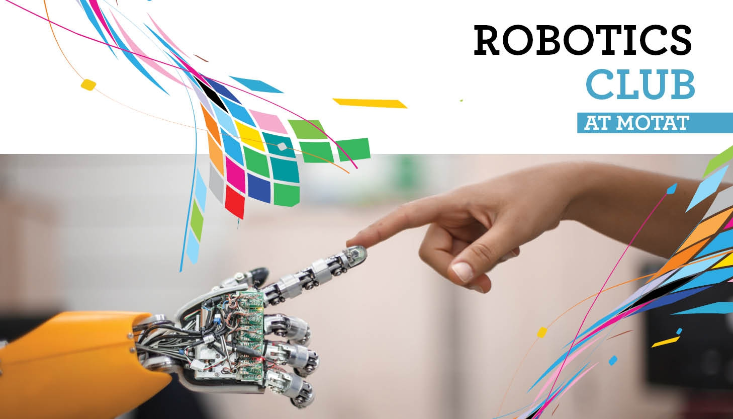 Robotics Club at MOTAT 2018