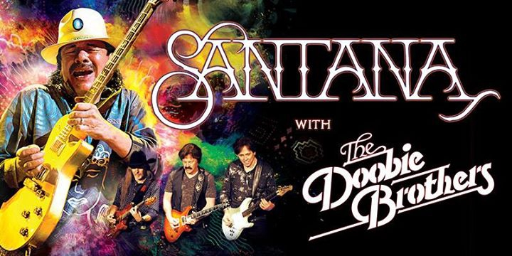 Santana & The Doobie Brothers