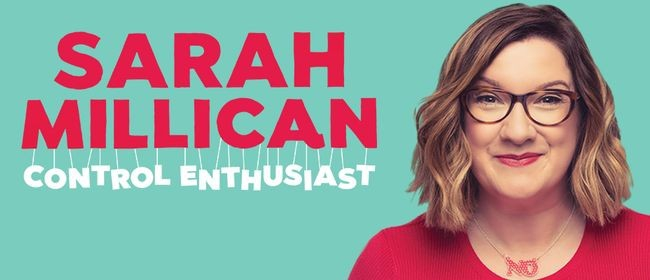 Sarah Millican - Control Enthusiast