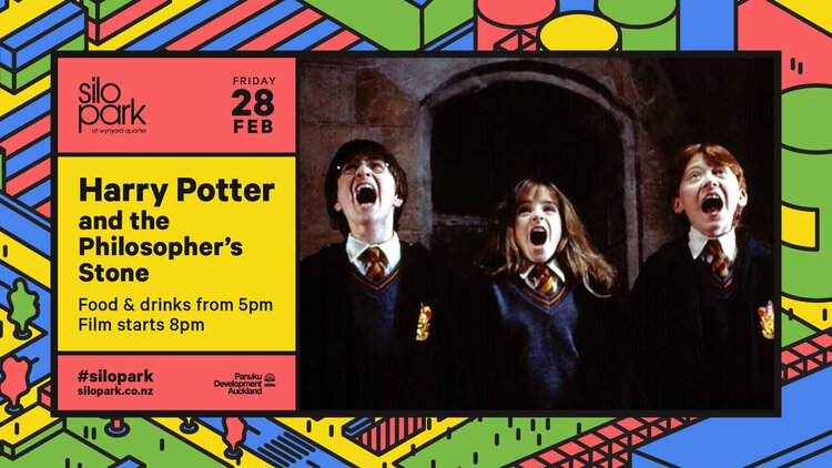 Silo Cinema: Harry Potter and the Philosopher's stone