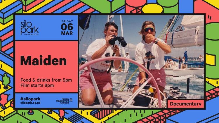 Silo Cinema: Maiden