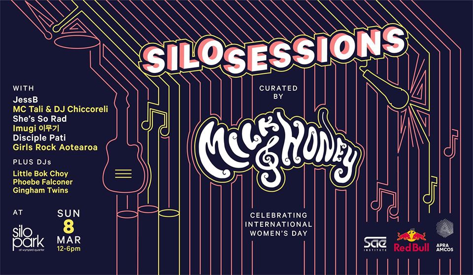 Silo Sessions: Milk and Honey