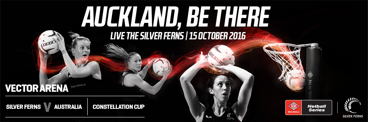 Silver Ferns v Australian Diamonds