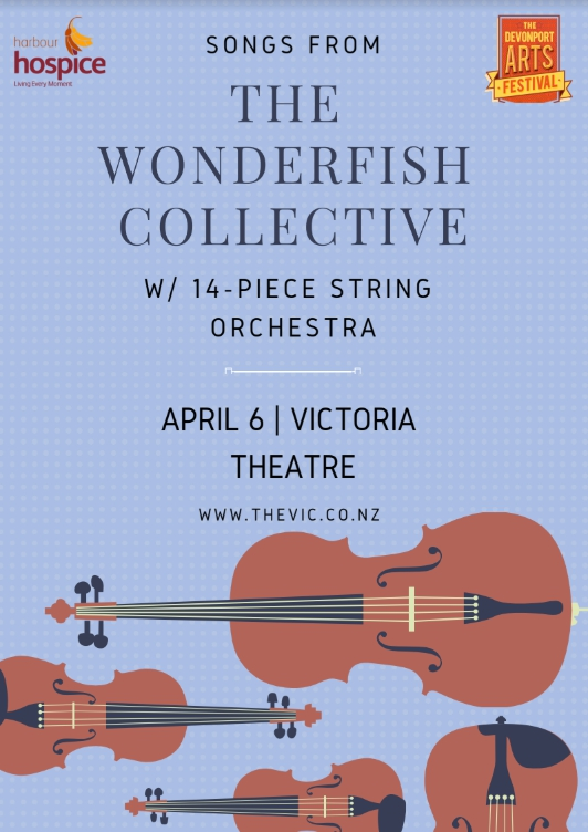 Songs from the Wonderfish Collective & Orchestra