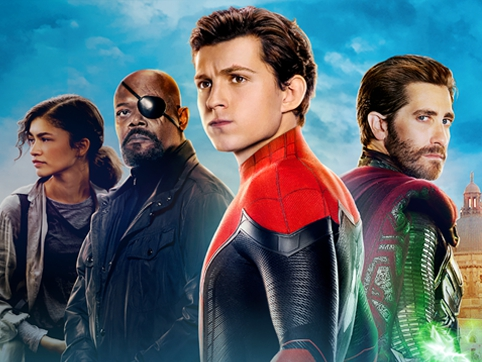 Spider-Man: Far From Home - March