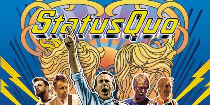 Status Quo at Spark Arena - Official Facebook Event