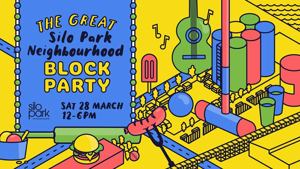 The Great Silo Park Neighbourhood Block Party