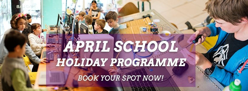 The Mind Lab by Unitec School Holiday Programme