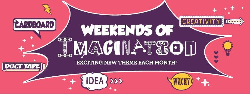 Weekends of Imagination: 3D Wall Art