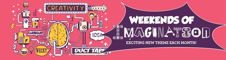 Weekends of Imagination - Imagination Station