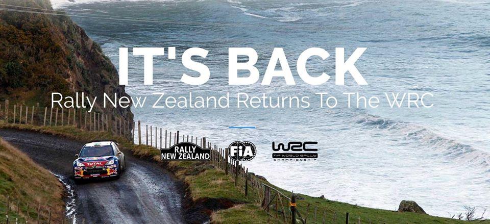 WRC - Rally New Zealand 2020