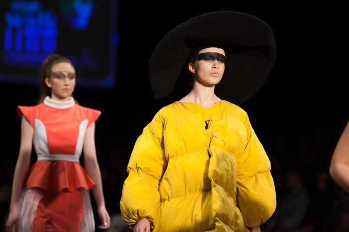 YMCA 'Walk the Line' show at NZ Fashion Weekend
