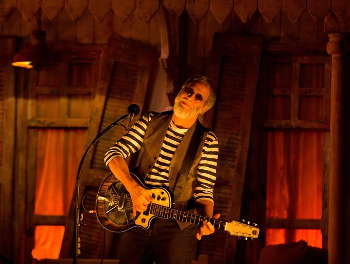 Yusuf / Cat Stevens at Spark Arena (Official)