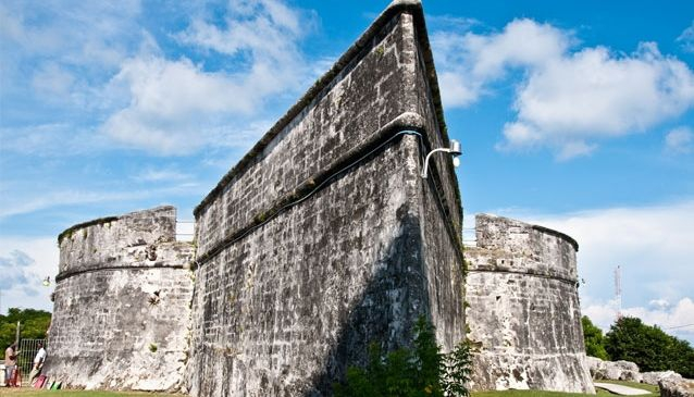 Exploring the Forts of Nassau with Children