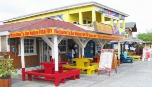 Arawak Cay (Fish Fry)