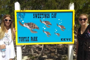 From Freeport: 5-Hour Eco Tour to the Cay's