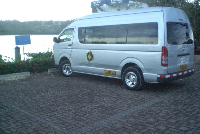 Grand Bahama Full Island Limited Mobility Transportation