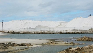 Morton Salt Factory