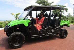 Nassau: 6-Seater Beach Buggy Rental