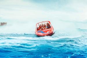 Nassau: Bahamas Jet Boat Experience