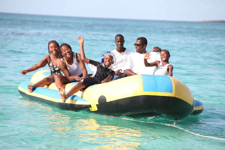 Nassau: Banana Boat Adventure