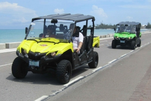 Nassau: Buggy Ride and Beach Tour with Lunch