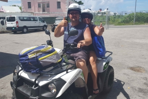 Nassau: Guided ATV City Tour