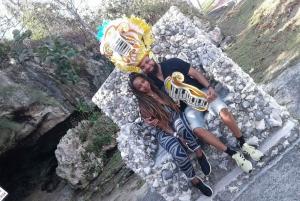 Nassau: Guided ATV City Tour
