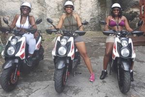 Nassau: Scooter Rental Service