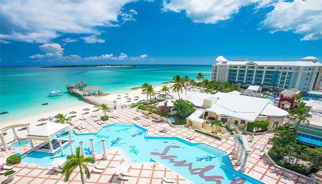 Sandals Royal Bahamian Spa Resort