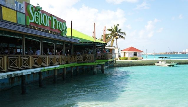 Senor Frog's Food, Fiesta, and Souvenirs