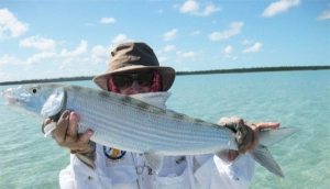 Swain's Cay Fishing Lodge